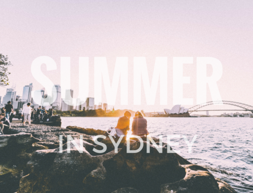 Why Spend the Summer in Sydney?