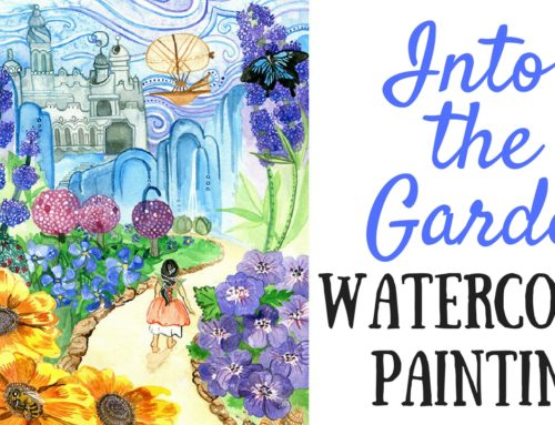 Into the Garden – Joining the Seacoast Artist Association
