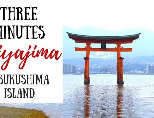 Video: Three Minutes Miyajima