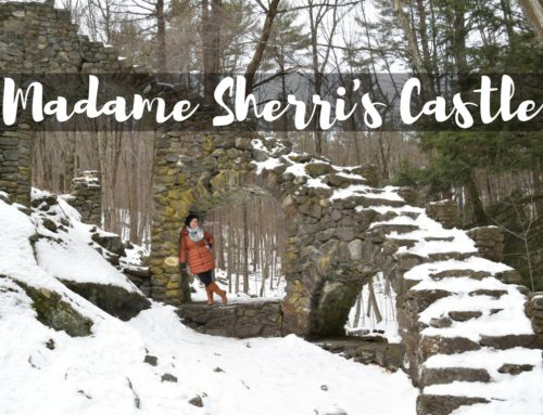 Madame Sherri's Castle in New England