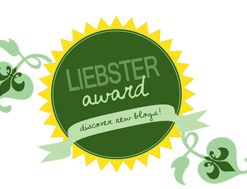 Liebster Award : I've been nominated