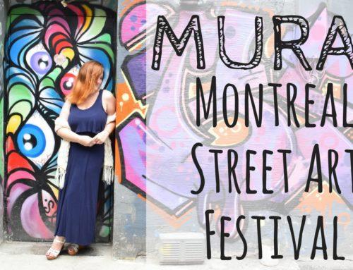 MURAL – Montreal's Street Art Festival